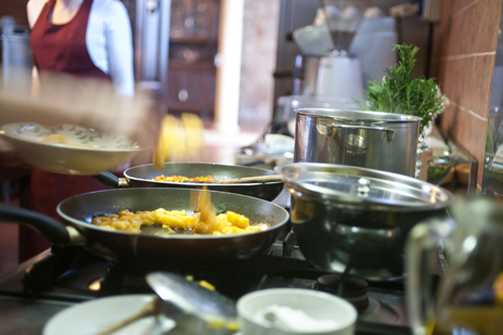 corsi di cucina verona (caldiero) - agriturismo i costanti - Corso Cucina Verona