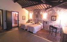 camere bed and breakfast I Costanti - Camera 1